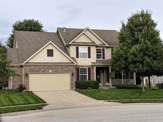 835 Wild Lake Circle, Brownsburg, IN 46112 (MLS #21776251) :: Ferris Property Group