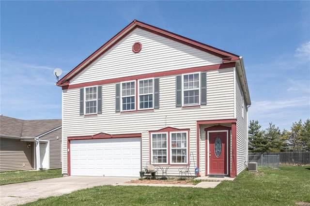 2879 Wolfgang Way, Indianapolis, IN 46239 (MLS #21776257) :: Heard Real Estate Team | eXp Realty, LLC