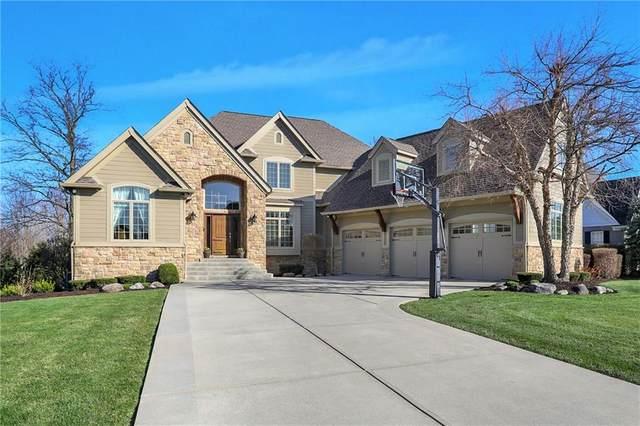 6482 N Braemar Avenue, Noblesville, IN 46062 (MLS #21776291) :: Anthony Robinson & AMR Real Estate Group LLC