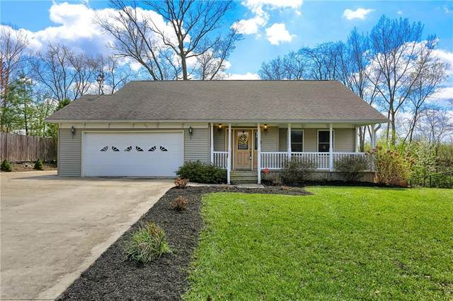 209 Creekwood Drive, Greenfield, IN 46140 (MLS #21776296) :: Mike Price Realty Team - RE/MAX Centerstone