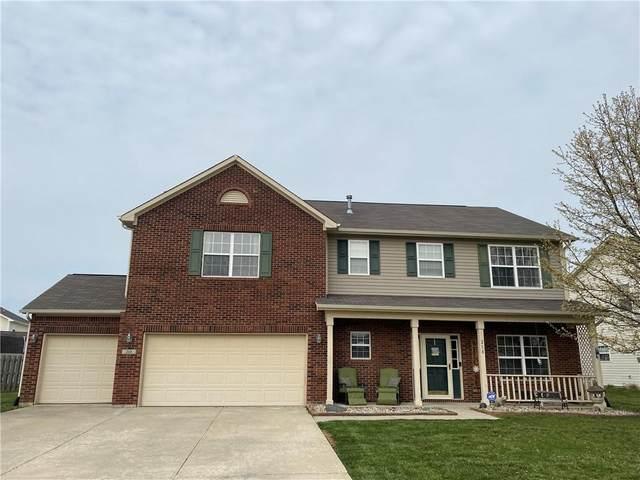 218 Jewell Lane, Greenfield, IN 46140 (MLS #21776297) :: Heard Real Estate Team | eXp Realty, LLC