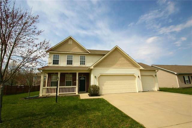 19291 Sandbar Drive, Noblesville, IN 46062 (MLS #21776299) :: Heard Real Estate Team | eXp Realty, LLC