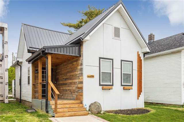1006 Bates Street, Indianapolis, IN 46202 (MLS #21776300) :: AR/haus Group Realty