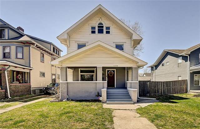 2338 N Alabama Street, Indianapolis, IN 46205 (MLS #21776301) :: The Evelo Team