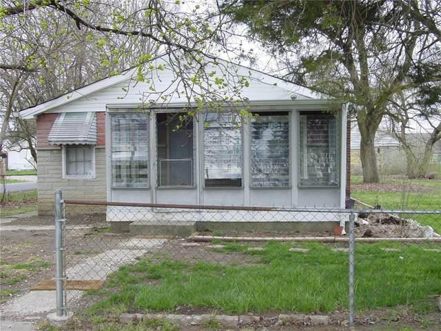 2157 N Butler Avenue, Indianapolis, IN 46218 (MLS #21776305) :: The Indy Property Source