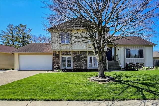 3805 Boine Circle, Carmel, IN 46033 (MLS #21776309) :: Heard Real Estate Team | eXp Realty, LLC