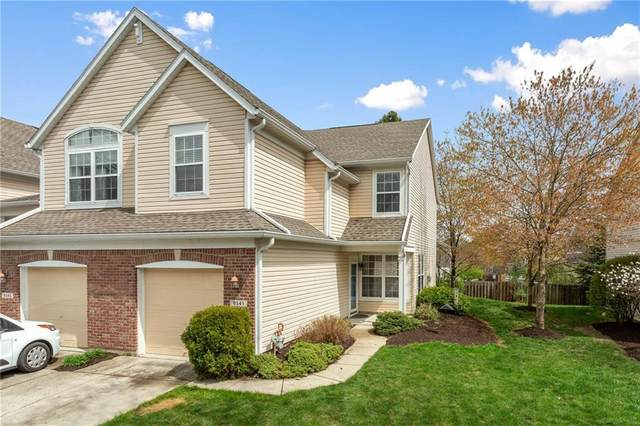 9541 Longwell Drive, Indianapolis, IN 46240 (MLS #21776315) :: Mike Price Realty Team - RE/MAX Centerstone