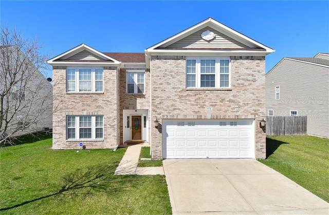 1478 Danielle Drive, Avon, IN 46231 (MLS #21776324) :: The Indy Property Source