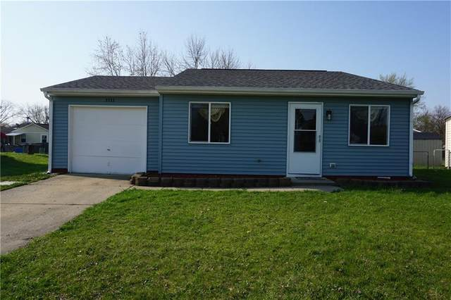 3533 Pleasant Creek Drive, Indianapolis, IN 46227 (MLS #21776336) :: Heard Real Estate Team | eXp Realty, LLC