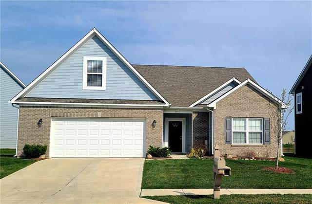 8850 Hemingway Drive, Indianapolis, IN 46237 (MLS #21776338) :: RE/MAX Legacy