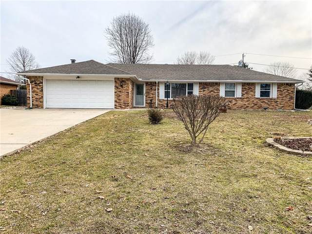 209 Ann Avenue, Pendleton, IN 46064 (MLS #21776341) :: Heard Real Estate Team | eXp Realty, LLC