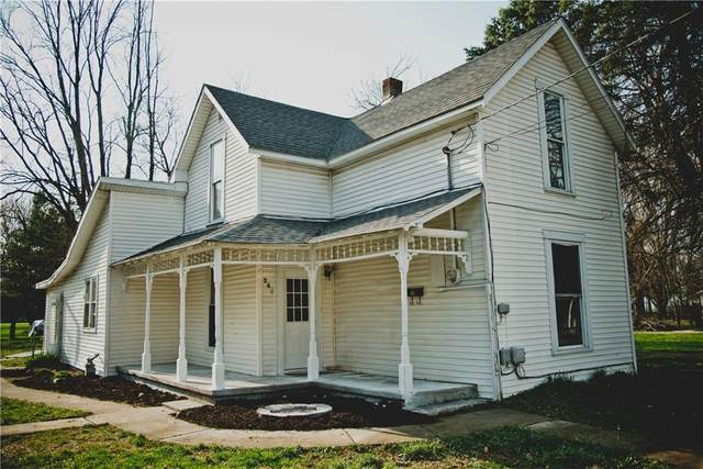 245 N 9th Street, Middletown, IN 47356 (MLS #21776345) :: Mike Price Realty Team - RE/MAX Centerstone