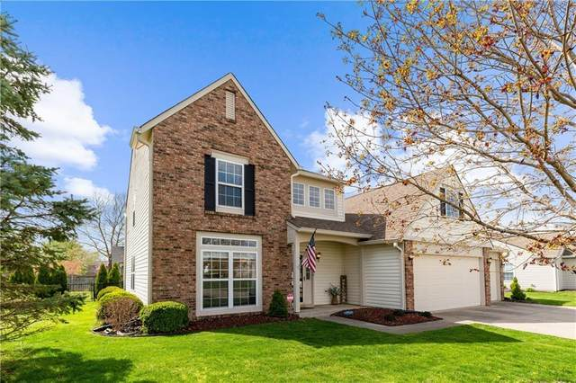 500 Hannah Place, Franklin, IN 46131 (MLS #21776352) :: The Indy Property Source