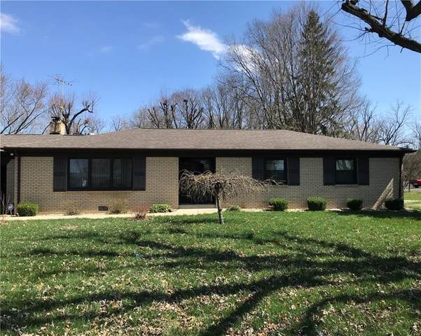 1077 S Oden Drive, Greenfield, IN 46140 (MLS #21776356) :: Mike Price Realty Team - RE/MAX Centerstone
