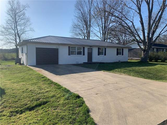 12516 S Hillview Drive, Columbus, IN 47201 (MLS #21776357) :: Mike Price Realty Team - RE/MAX Centerstone