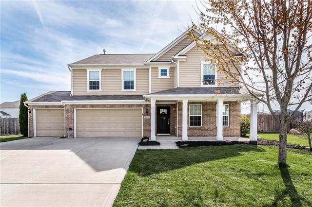 2251 Hanover Road, Brownsburg, IN 46112 (MLS #21776359) :: The Indy Property Source