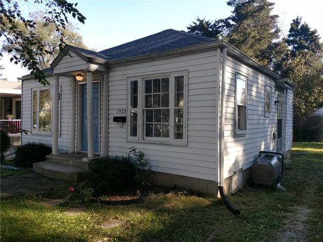 1927 N Winfield Avenue, Indianapolis, IN 46222 (MLS #21776362) :: Heard Real Estate Team | eXp Realty, LLC