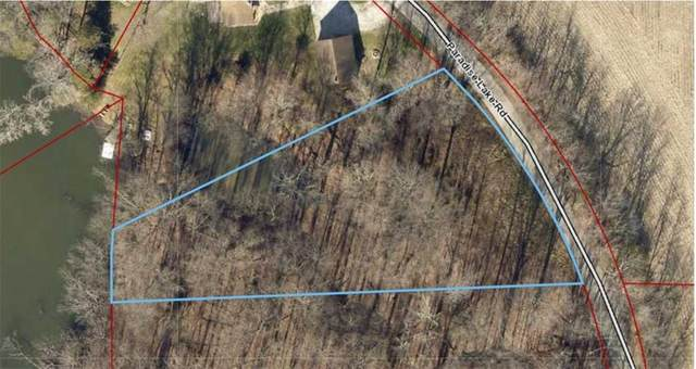 0 Paradise Lake Road, Martinsville, IN 46151 (MLS #21776369) :: The Evelo Team