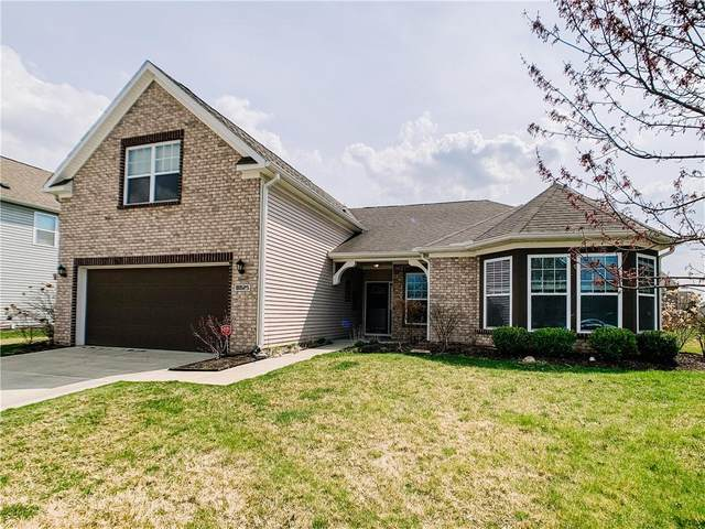 8825 New Heritage Court, Indianapolis, IN 46239 (MLS #21776376) :: The Indy Property Source