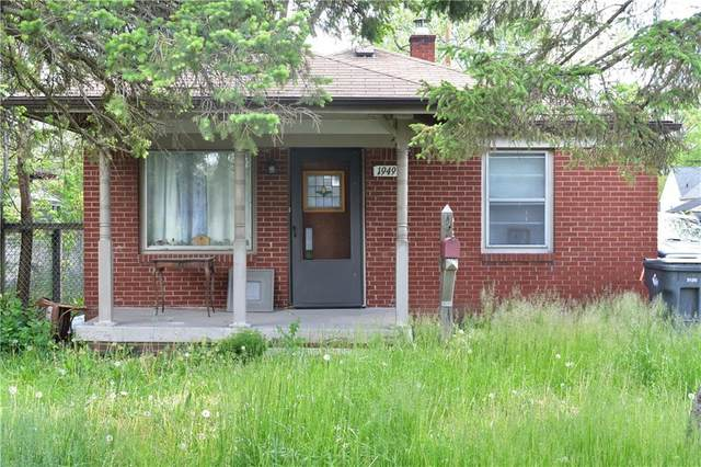 1949 N Alton Ave, Indianapolis, IN 46222 (MLS #21776389) :: Ferris Property Group