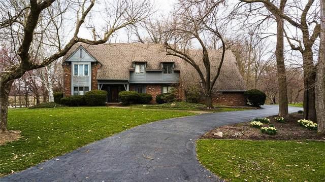12280 Creekwood Lane, Carmel, IN 46032 (MLS #21776394) :: Heard Real Estate Team | eXp Realty, LLC