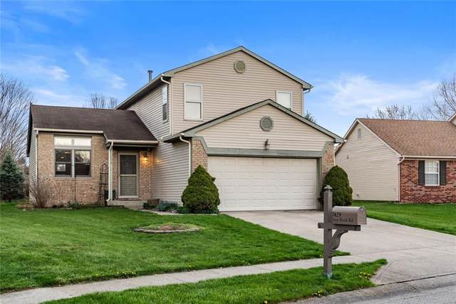 7429 Iron Rock Road, Indianapolis, IN 46236 (MLS #21776400) :: The ORR Home Selling Team