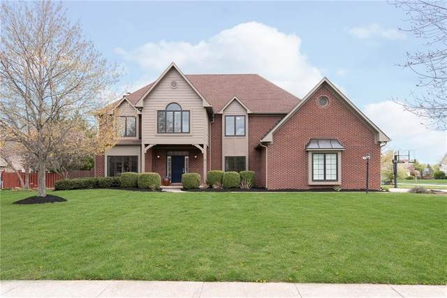 14563 White Hall Circle, Carmel, IN 46033 (MLS #21776403) :: The Indy Property Source