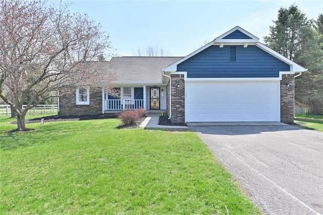 7651 W 300 N, Greenfield, IN 46140 (MLS #21776428) :: Heard Real Estate Team | eXp Realty, LLC