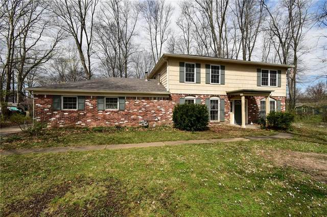 12 Shady Lane, Carmel, IN 46032 (MLS #21776441) :: Heard Real Estate Team | eXp Realty, LLC