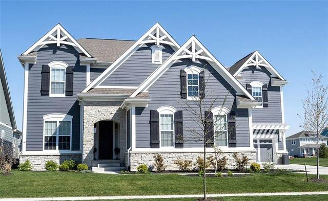 1668 Avondale Drive, Westfield, IN 46074 (MLS #21776442) :: The Indy Property Source