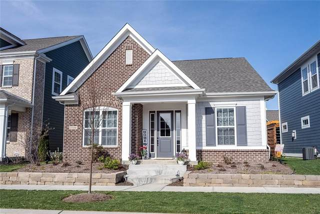 15166 Fenchurch Drive, Westfield, IN 46074 (MLS #21776444) :: The Evelo Team