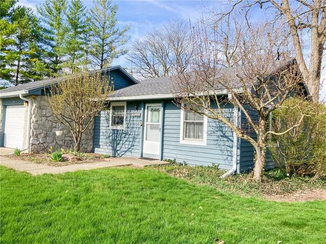 129 Wildwood Boulevard, New Castle, IN 47362 (MLS #21776449) :: Mike Price Realty Team - RE/MAX Centerstone