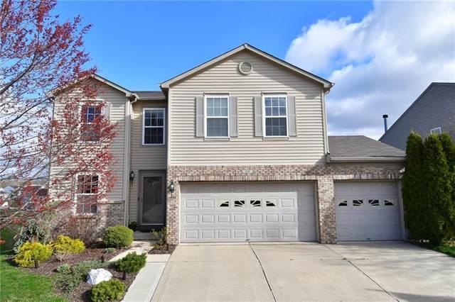 620 Brookline Drive, Danville, IN 46122 (MLS #21776464) :: The ORR Home Selling Team
