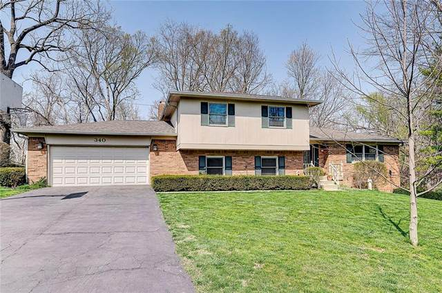 340 W Cragmont Drive, Indianapolis, IN 46217 (MLS #21776468) :: Anthony Robinson & AMR Real Estate Group LLC