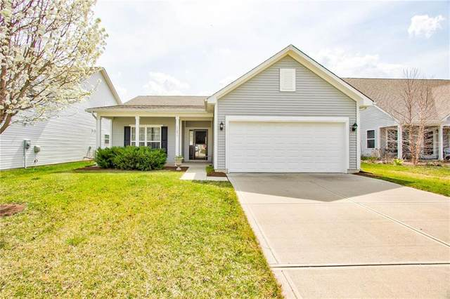 11233 Lucky Dan Drive, Noblesville, IN 46060 (MLS #21776484) :: The Indy Property Source