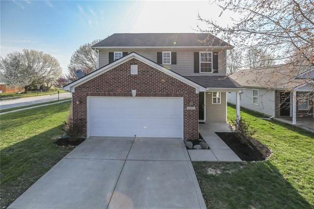 6001 Prairie Meadow Drive, Indianapolis, IN 46221 (MLS #21776492) :: Mike Price Realty Team - RE/MAX Centerstone