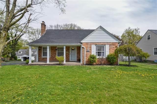 880 W Oak Street, Zionsville, IN 46077 (MLS #21776503) :: Heard Real Estate Team | eXp Realty, LLC