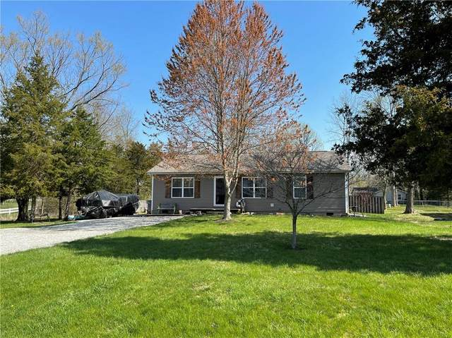 274 Jefferson Valley, Coatesville, IN 46121 (MLS #21776505) :: Anthony Robinson & AMR Real Estate Group LLC