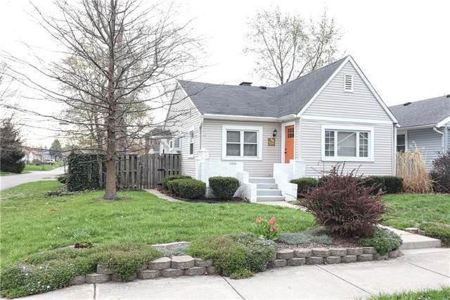 1335 N Euclid Avenue, Indianapolis, IN 46201 (MLS #21776508) :: Anthony Robinson & AMR Real Estate Group LLC