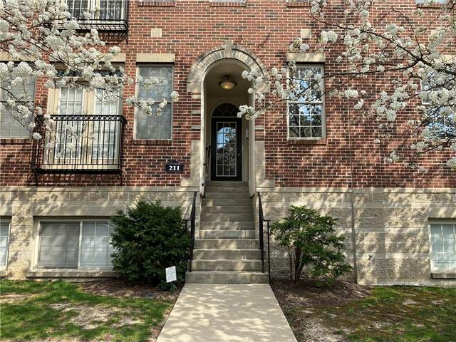 211 N New Jersey Street C, Indianapolis, IN 46204 (MLS #21776512) :: Anthony Robinson & AMR Real Estate Group LLC
