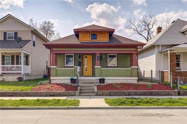 1146 Villa Avenue, Indianapolis, IN 46203 (MLS #21776514) :: RE/MAX Legacy