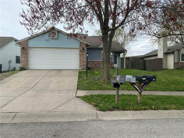 1520 Timber Village Drive, Greenwood, IN 46142 (MLS #21776517) :: Heard Real Estate Team | eXp Realty, LLC