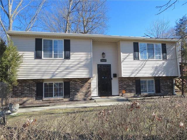 3605 N Richelieu Road, Indianapolis, IN 46226 (MLS #21776529) :: The Indy Property Source