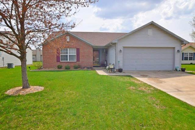 1225 Beaver Court, Anderson, IN 46013 (MLS #21776538) :: The Indy Property Source
