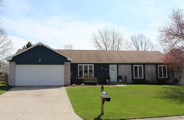 435 Hemlock Court, Noblesville, IN 46062 (MLS #21776540) :: The Indy Property Source