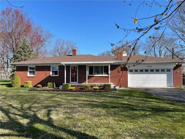 5034 W Markwood, Indianapolis, IN 46221 (MLS #21776541) :: Mike Price Realty Team - RE/MAX Centerstone
