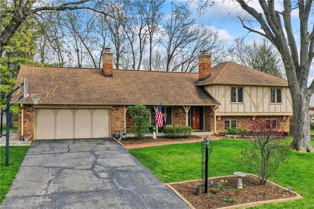 6735 Farmleigh Drive, Indianapolis, IN 46220 (MLS #21776545) :: The Indy Property Source