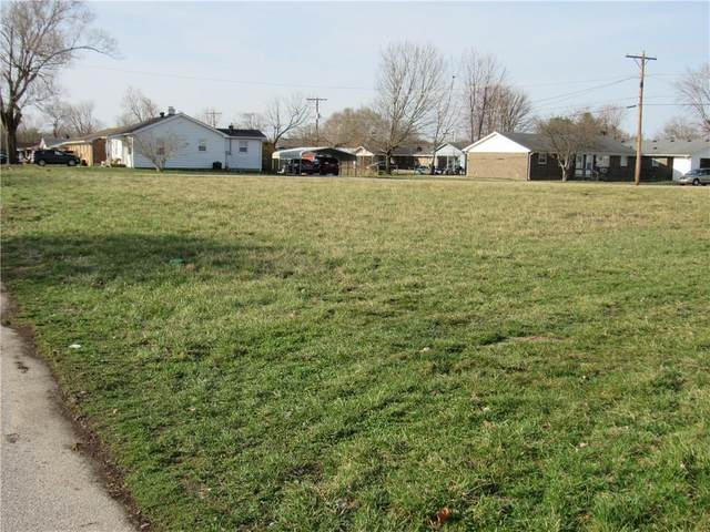 00 S Colfax Street, Martinsville, IN 46151 (MLS #21776546) :: Mike Price Realty Team - RE/MAX Centerstone