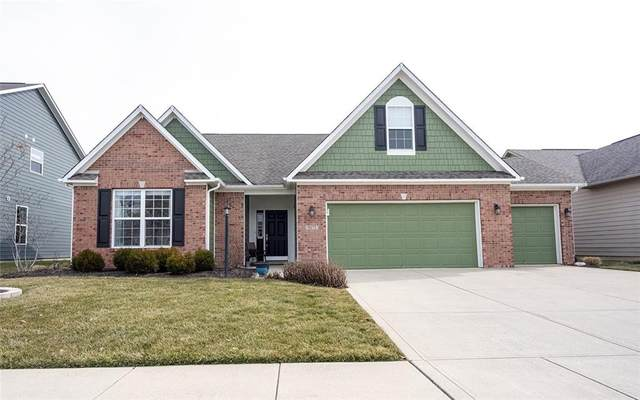 9675 Brooks Drive, Mccordsville, IN 46055 (MLS #21776555) :: Mike Price Realty Team - RE/MAX Centerstone