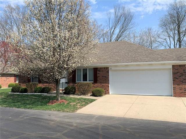 616 Englewood Drive, Crawfordsville, IN 47933 (MLS #21776558) :: The ORR Home Selling Team
